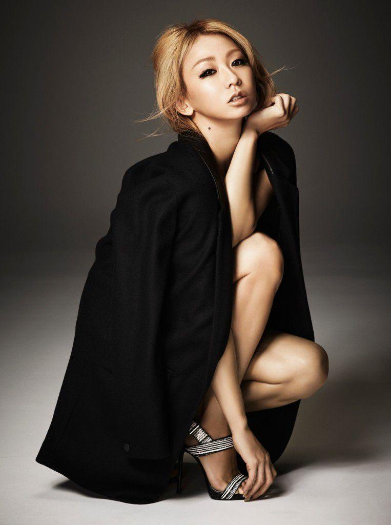 倖田來未、今年もアジアでの単独公演開催決定!