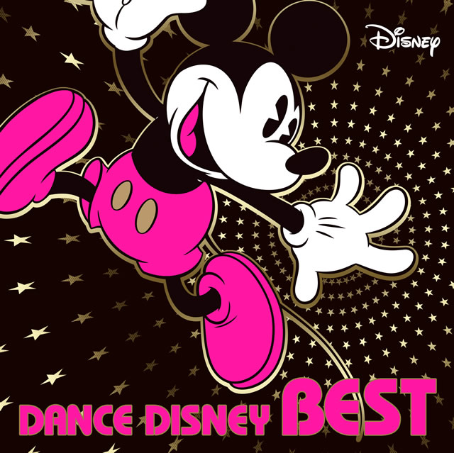 ディズニーとダンス・ミュージック、究極のベスト盤が8月に登場!