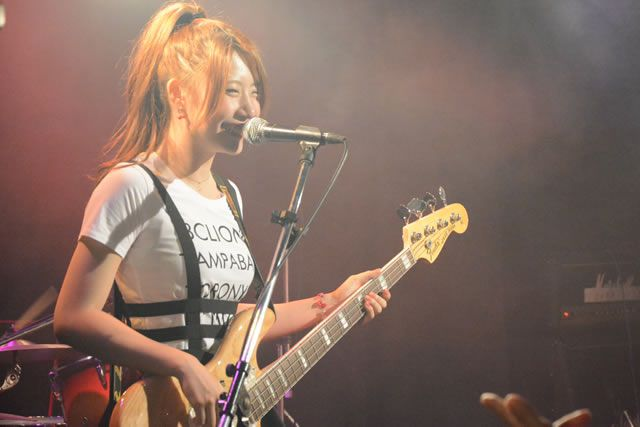 [LIVEレポ] GIRLS ROCK SPLASH!! 2015 梅雨|Myuu♪