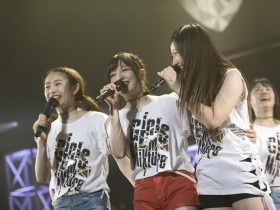 メジャーデビューから1年半、GEMが赤坂BLITZ公演を超満員で成功させた!!