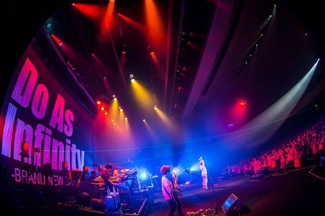 Do As Infinity、全国ツアーFINALが大盛況!さらに野音での周年ライブを発表!