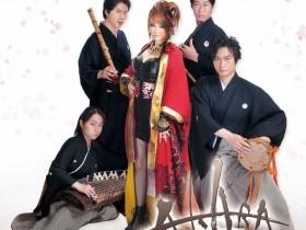 伝統古典芸能ができる唯一無二のバンド。Vocalはネイティヴ英語を歌い話す。|Myuu♪