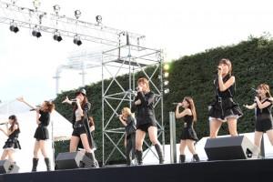 「神宮外苑花火大会」でCANDY GO!GO!がブチ噛ました?!