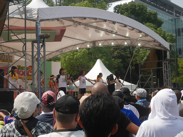 たった1人の最終決戦|編集ちょがやらねば誰がやる?【Tokyo Idol Festival@お台場|8/1】|Myuu♪
