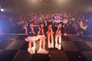 ミライスカートの2ndワンマンライブは、メンバーの強い意志をともに味わい、嬉しい絆を感じあえた熱狂の場!!|Myuu♪
