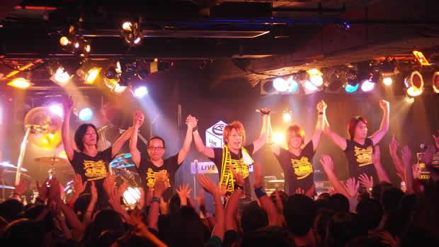 「特捜戦隊デカレンジャー」を軸に10 YEARS AFTER&BEFOREを投影…様々な時代を彩った楽曲を熱狂と一緒に楽しめた、サイキックラバーのワンマンライブ!!