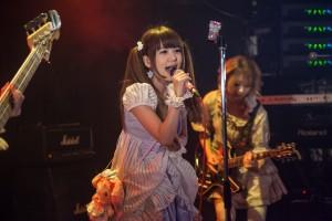 ガールズロックシーンの今を伝えるシリーズイベント「GIRLS ROCK SPLASH!!」満員の場内、六色の青春模様に観客たちも大はしゃぎ!!