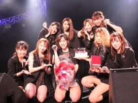 CANDY GO!GO!のなぎさりん、24歳を迎えた生誕祭で「日本武道館に立つ!!」と宣言!!|Myuu♪