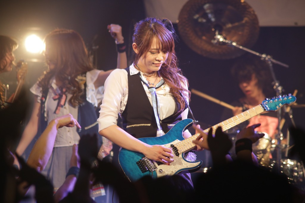 「GIRLS ROCK SPLASH!!2016 SPRING」レポート