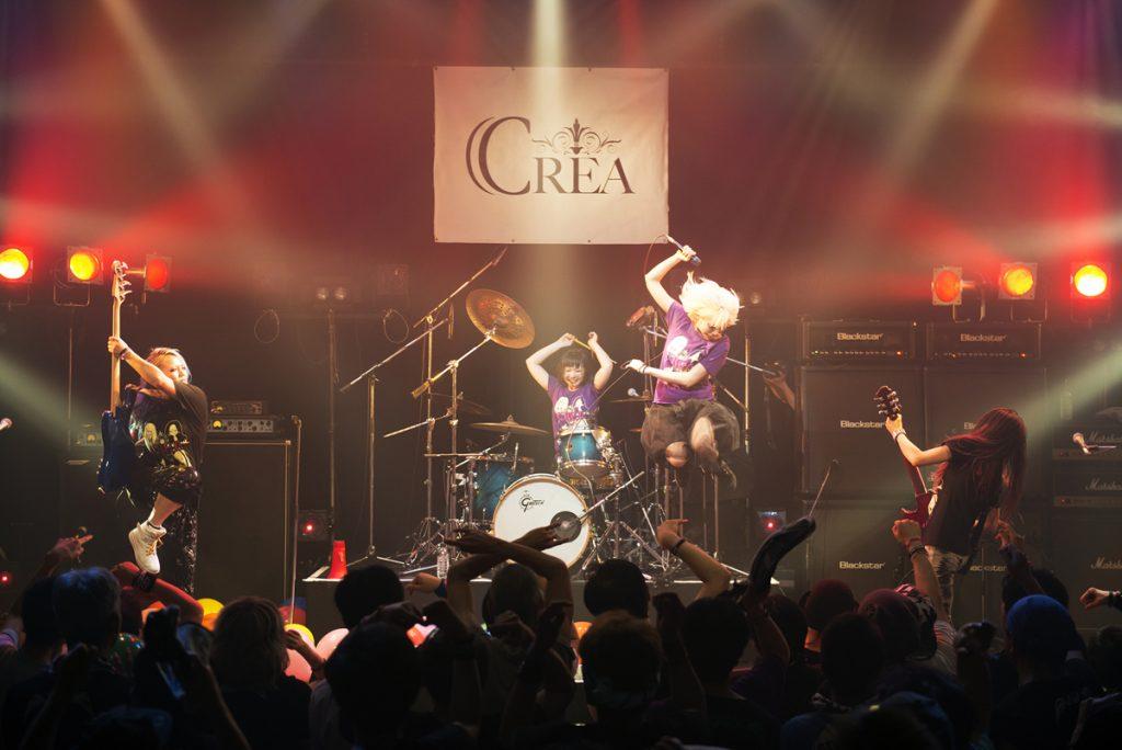 CREAが一週間連続登場で熱狂劇描き出すホストを担当?! 爆裂した女たちの祭り「叫べ!爆女祭 Vol.2」、5月9日よりスタート!!|Myuu♪