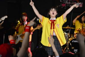 「叫べ!爆女祭 Vol.2、3日目!!。CREAが牙を剥けば、がんばれ!Victoryは青春の情熱を爆発!!。今宵は、まさに「情熱」に包まれた熱い熱い一夜!!