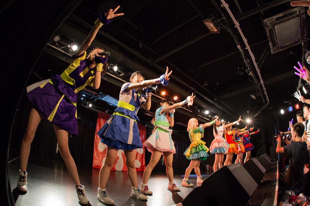 「シダレヤナギ」三連続でメンバーもファンも完全燃焼 FES☆TIVEノンストップ名古屋ワンマン大成功!|Myuu♪