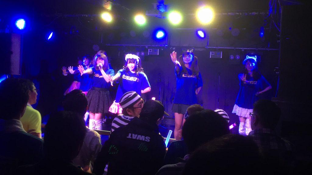 公務を始めてから3ヶ月、17代目ミニスカポリスが初のワンマン公演を実施。これからも17代目ミニスカポリスのファンにしちゃうぞ!!