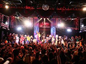 きゃりッキーから2人のフレディ(クルーガー/マーキュリー)、貞子におそ松家、マシュマロマン、ゴーストまで登場。Crack6のMSTR(千聖)が主催する「Crazy Monsters HALLOWEEN PARTY 2016」が超満員の観客たちの前で熱狂のHALLOWEEN PARTYを開催。|Myuu♪