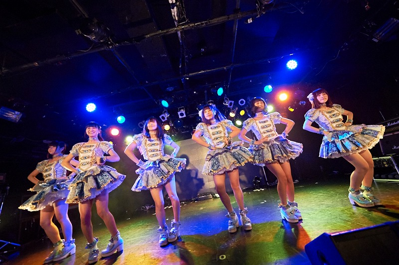 READY TO KISS / SAY-LA / 原宿物語 / 2o Love to Sweet Bullet が歌舞伎町でロイヤルランブル!!このバトルの行方は、来年へ!?|Myuu♪