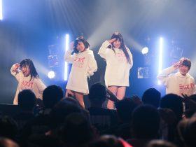 「今日の意気込みはぶち上がる!!」とミリスパが宣言!! あの日からちょうど1年後、未完成リップスパークルが初ライブの地で初ワンマン公演!!|Myuu♪