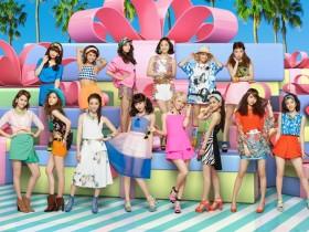 E-girls最新曲「Anniversary!!」が「夏プリ」CM曲に決定!