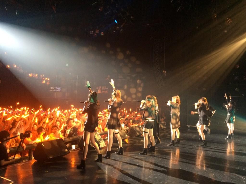 地下アイドルの超大物」が、執念のメジャー進出へ!CANDY GO!GO!、赤坂BLITZワンマンに700名を越すファンを動員。来年1月20日にテイチクよりメジャーデビューを宣言!!
