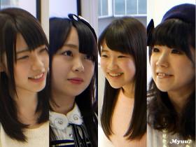 メンバーの心の本音を告白したのが、1stシングルに詰め込んだ歌たち。「イケてるハーツ|リサーチ⑤」|Myuu♪