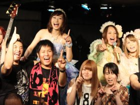 Risky Melodyが毎週水曜日に開催中の定期主催公演「Welcome to the Risky World-Road to GARDEN-」で、熱狂にまみれてみた。|Myuu♪