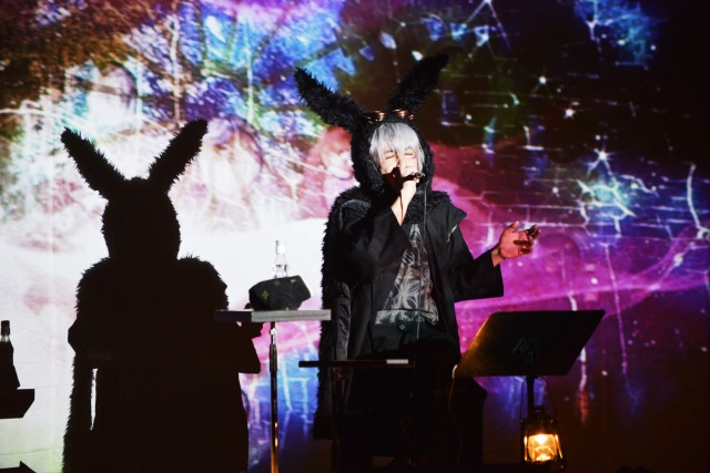 石月努が提案する一番新しいライブのカタチ。|Myuu♪